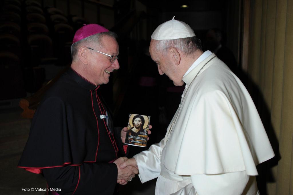 consegna lettera sinodo